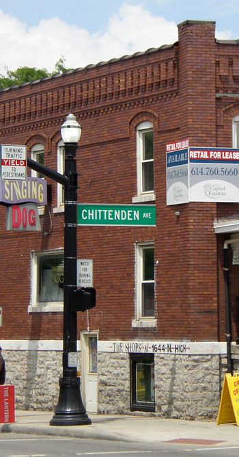 Chittenden and High